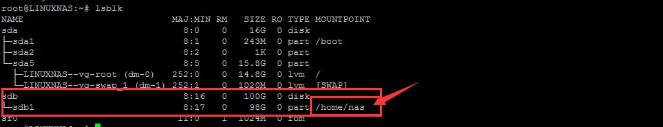 另类玩法用Linux做私有服务器NAS Linux 第2张